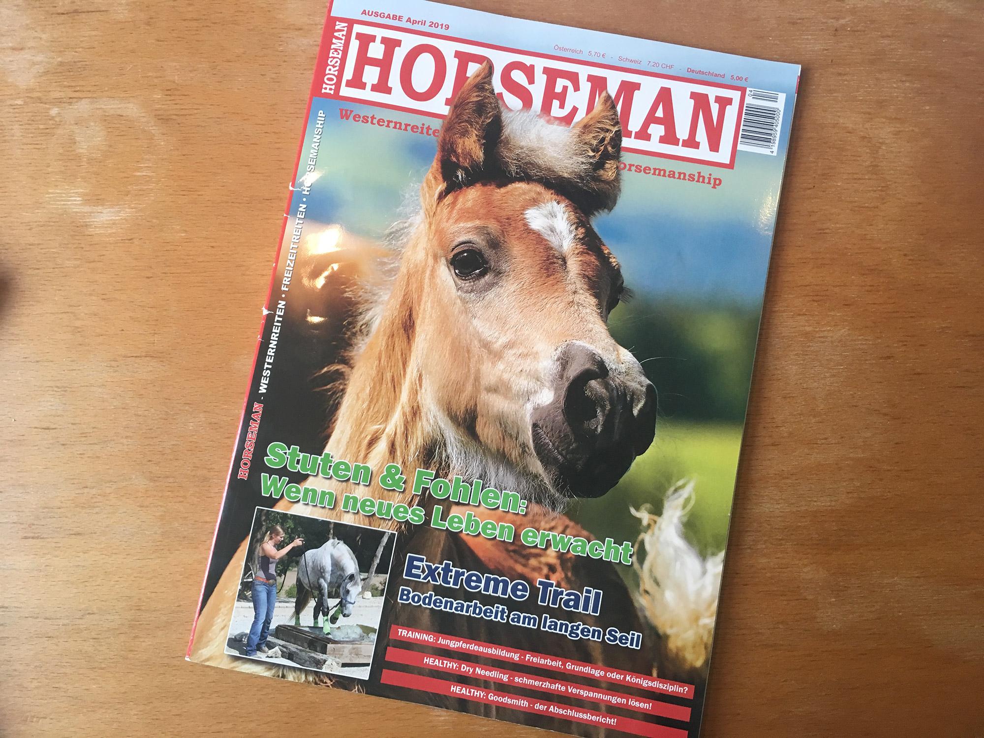 Horseman: Thermografie einmal anders